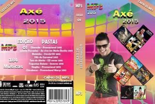MP3 Axé 2015