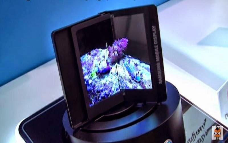 Samsung Siapkan Smartphone Layar Lipat?