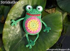 Hæklet frø