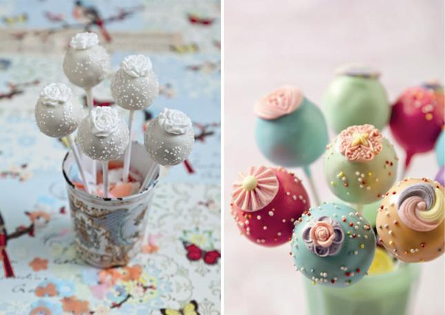 wedding trends cake pops belle the magazine. Black Bedroom Furniture Sets. Home Design Ideas