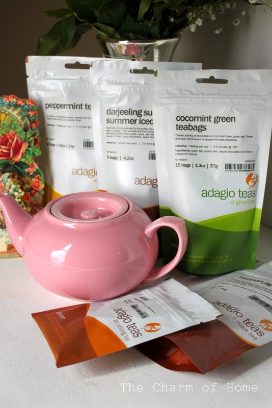 Adagio Tea Review: The Charm of Home