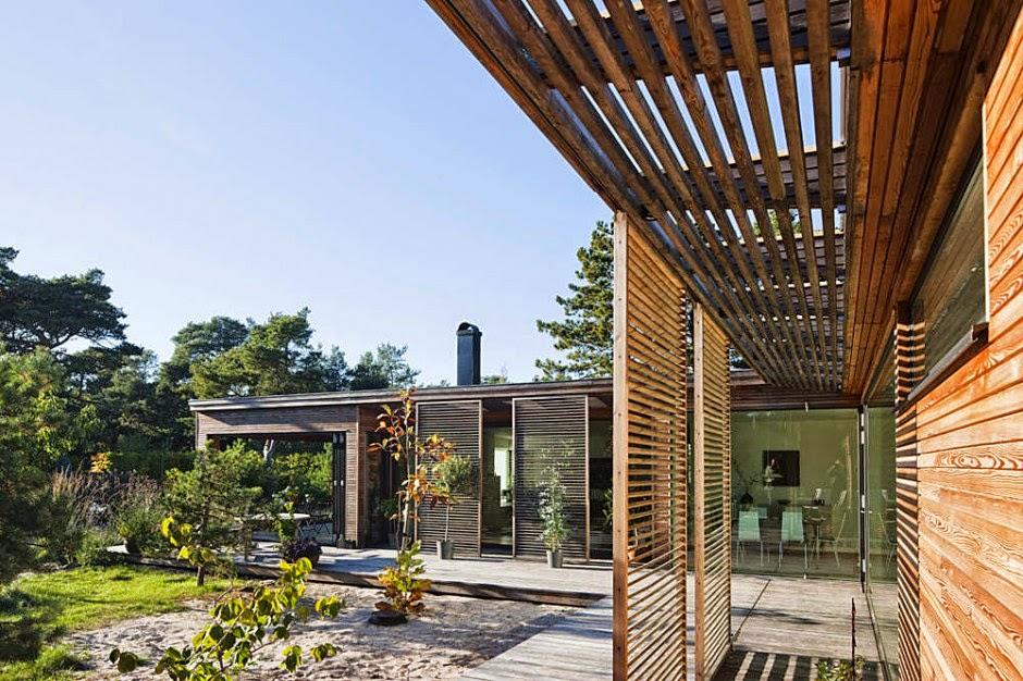 Perfekter Bungalow mit Wintergarten für Zwei in Malmö - ein Haus fürs Alter!