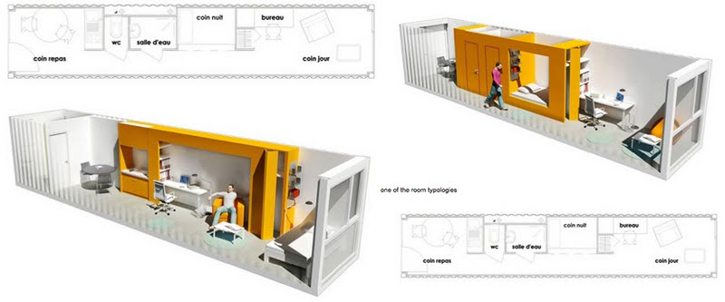 40ft container home designs html with Projeto Container Hc 12 Metros on Design A 40ft Container Home further Office Modular Container Building container apartment building container building 40ft besides Casa Liray Shipping Container House Santiago besides Cheap Easy Assembly Prefab Porta Cabin 60119923048 moreover 40 Foot Container Homes.