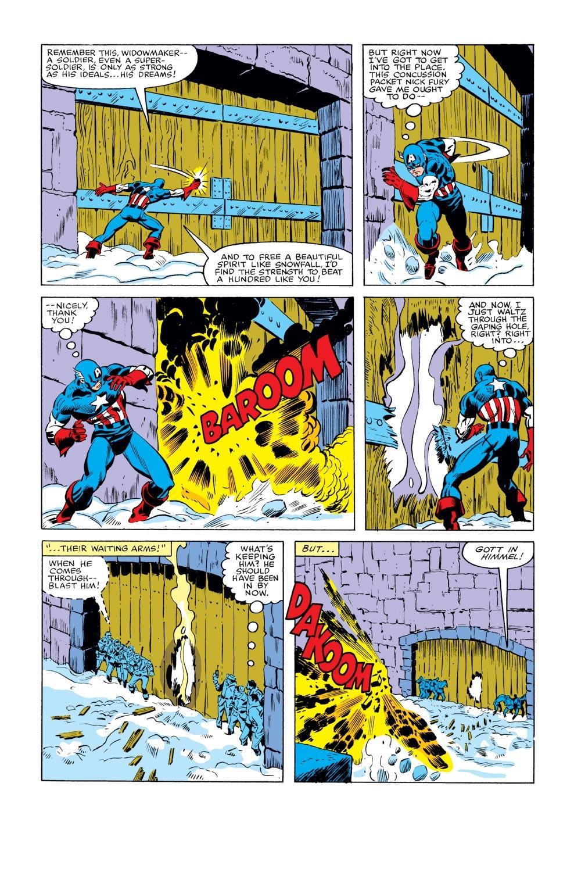 Captain America (1968) Issue #239 #154 - English 4