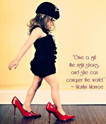 Petite Feet: quotes about shoes :)