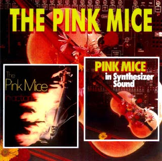 The Pink Mice - In Action / In Synthesizer Sound (1971-1972)