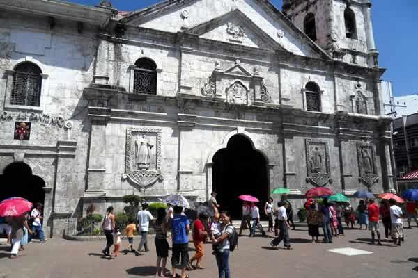 Basilica Del Santo Niño Cebu