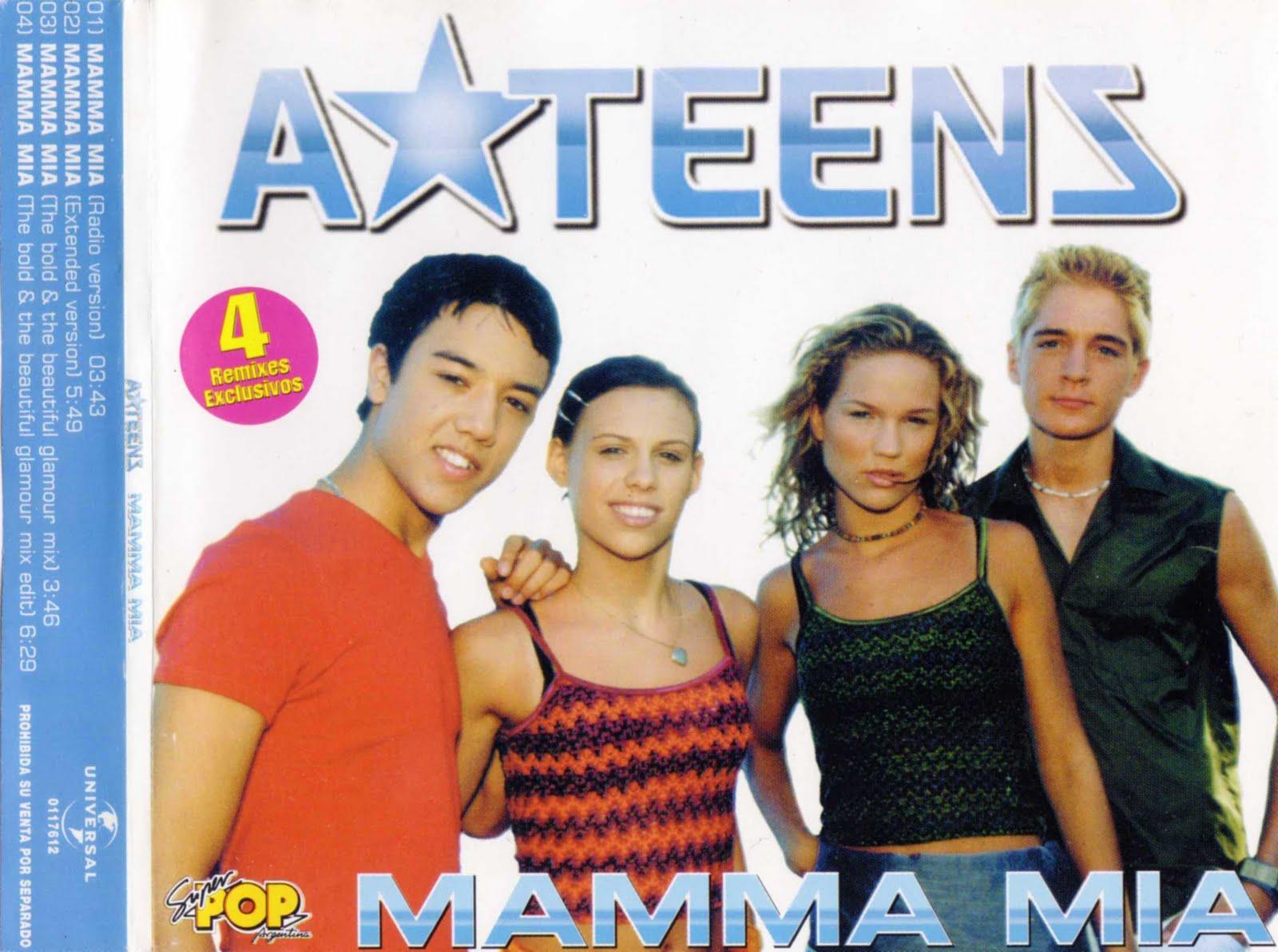 ATeens - Mamma Mia - YouTube