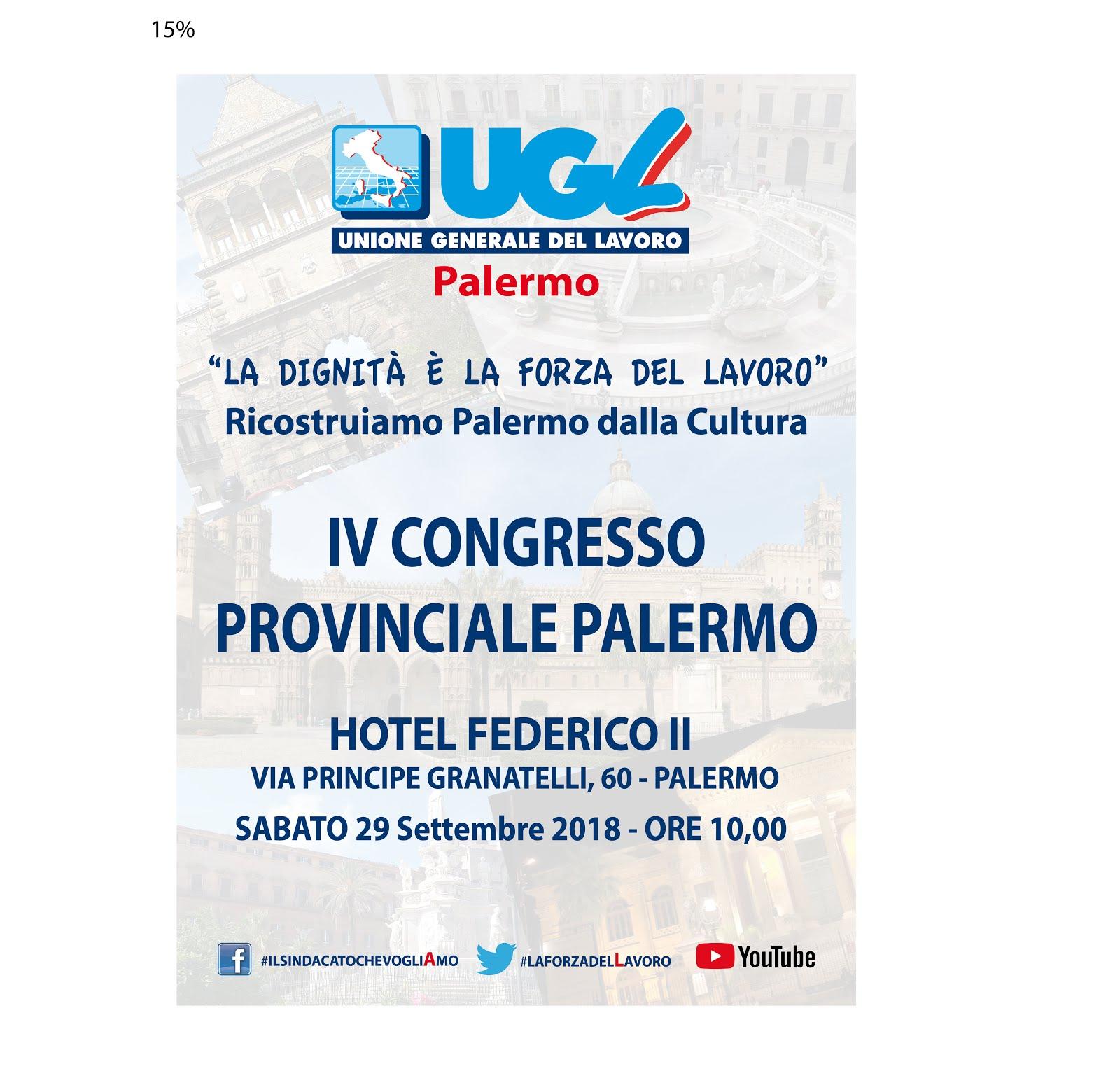 IV Congresso UGL PA