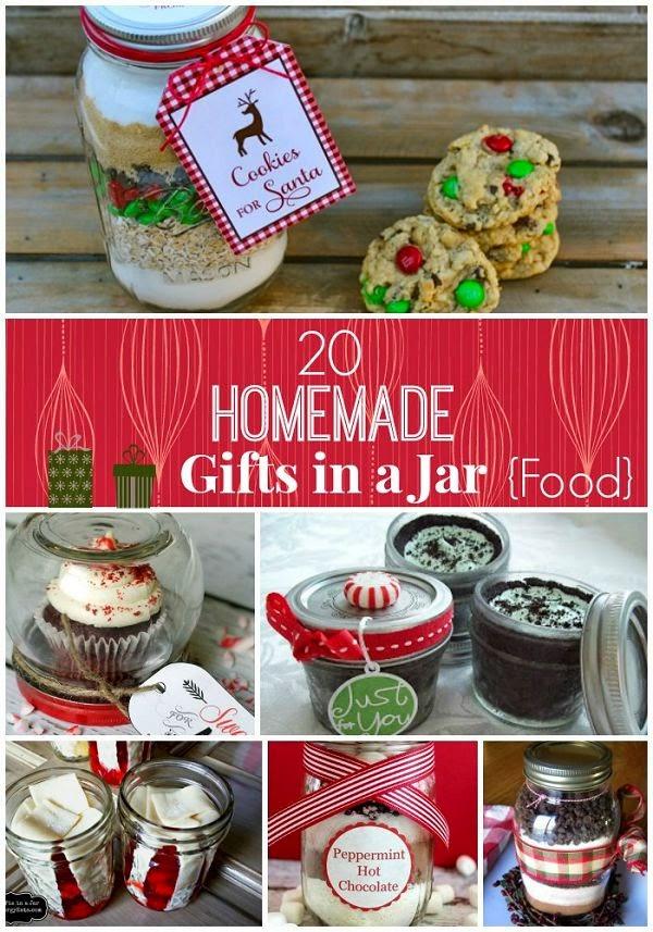 homemade mason jar gifts ideas