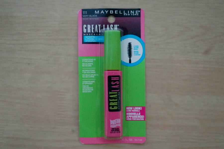 Maybelline Great Lash Waterproof Mascara (Limited Edition)
