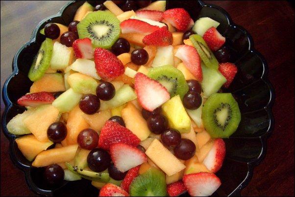 fresh fruit salad recipe for fruit salad