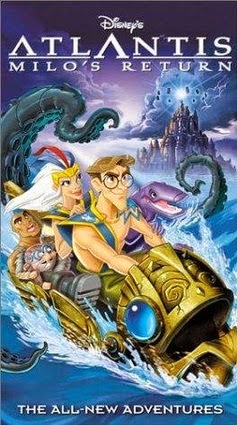 Atlantis: Milo's Return