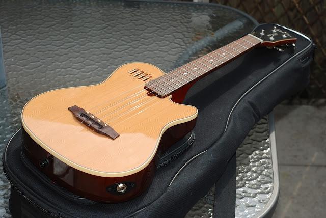 godin multiuke tenor ukulele