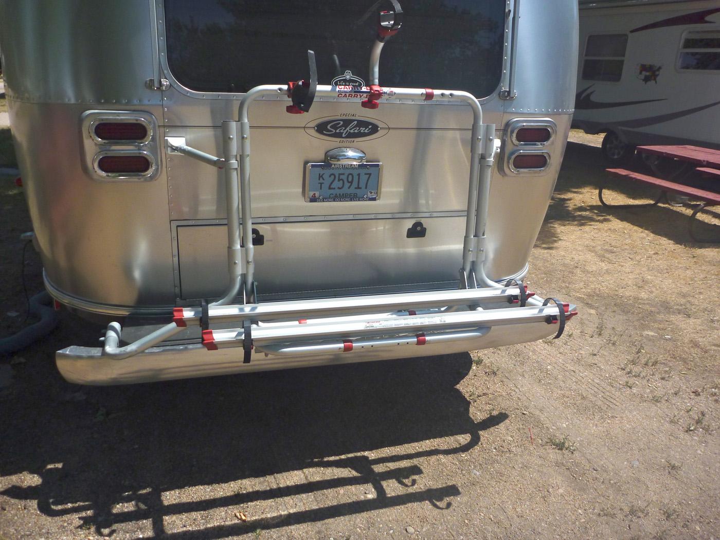 airstream bumper sticker