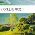 如何在elementary OS打中文?安裝中文輸入法!