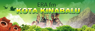 vecasts|Era FM Kota Kinabau