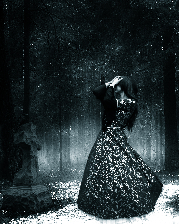 critter glitter: a sad gothic fairytale.