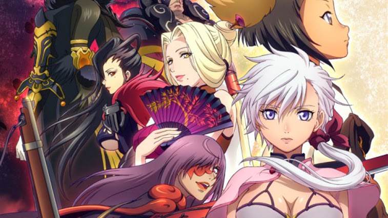 Blade and Soul Episode 1 2 3 4 5 6 7 8 9 10 Subtitle Indonesia