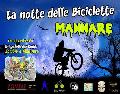 Zombie Ride Torino: 4 Maggio 2012 - La notte delle bici Mannare !!!