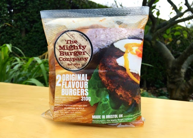 The Mighty Burger Company - Original Flavour Burgers