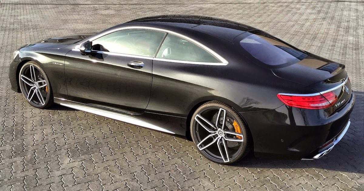 Mercedes benz s63 amg coupe by g power benztuning for Mercedes benz s63 amg biturbo