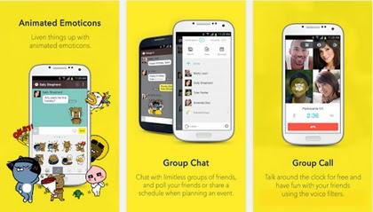 KakaoTalk para Android gratis