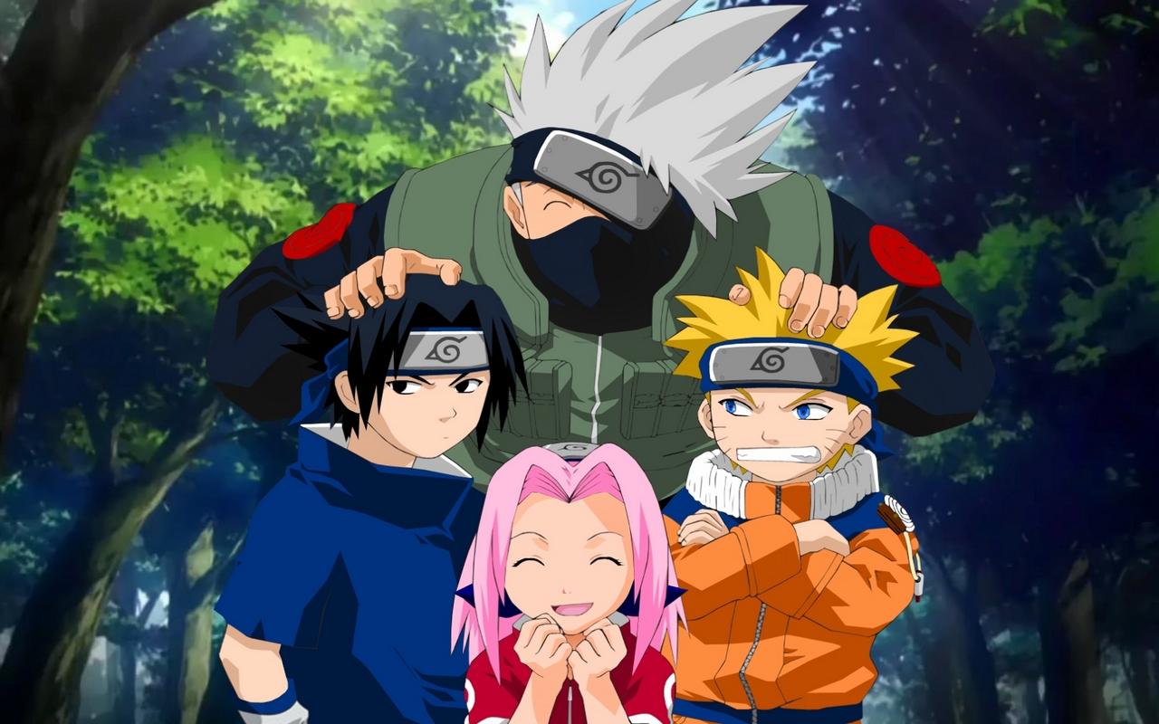 Hairstyles Beauties: Naruto Hairstyles