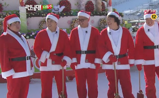 Running Man (런닝맨) Episode 125 English Sub