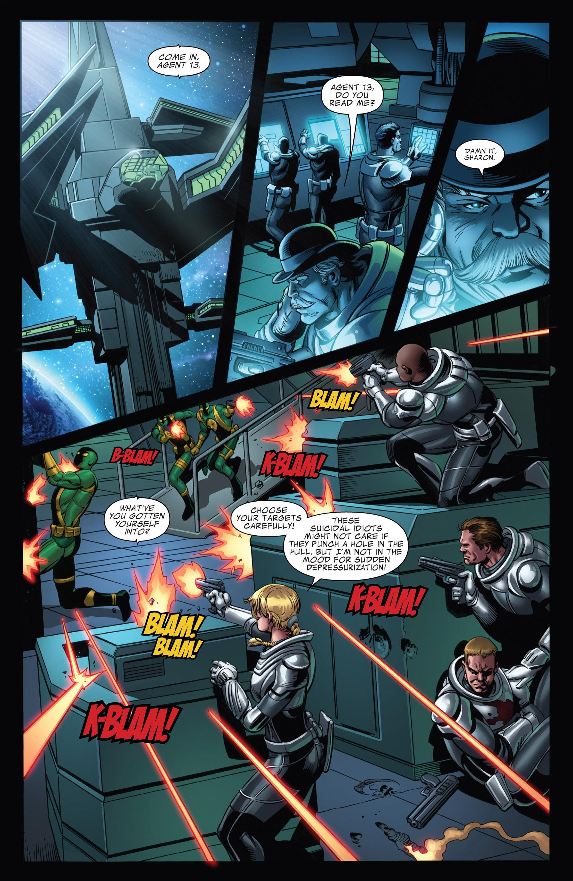 Captain America (2011) Issue #17 #17 - English 18