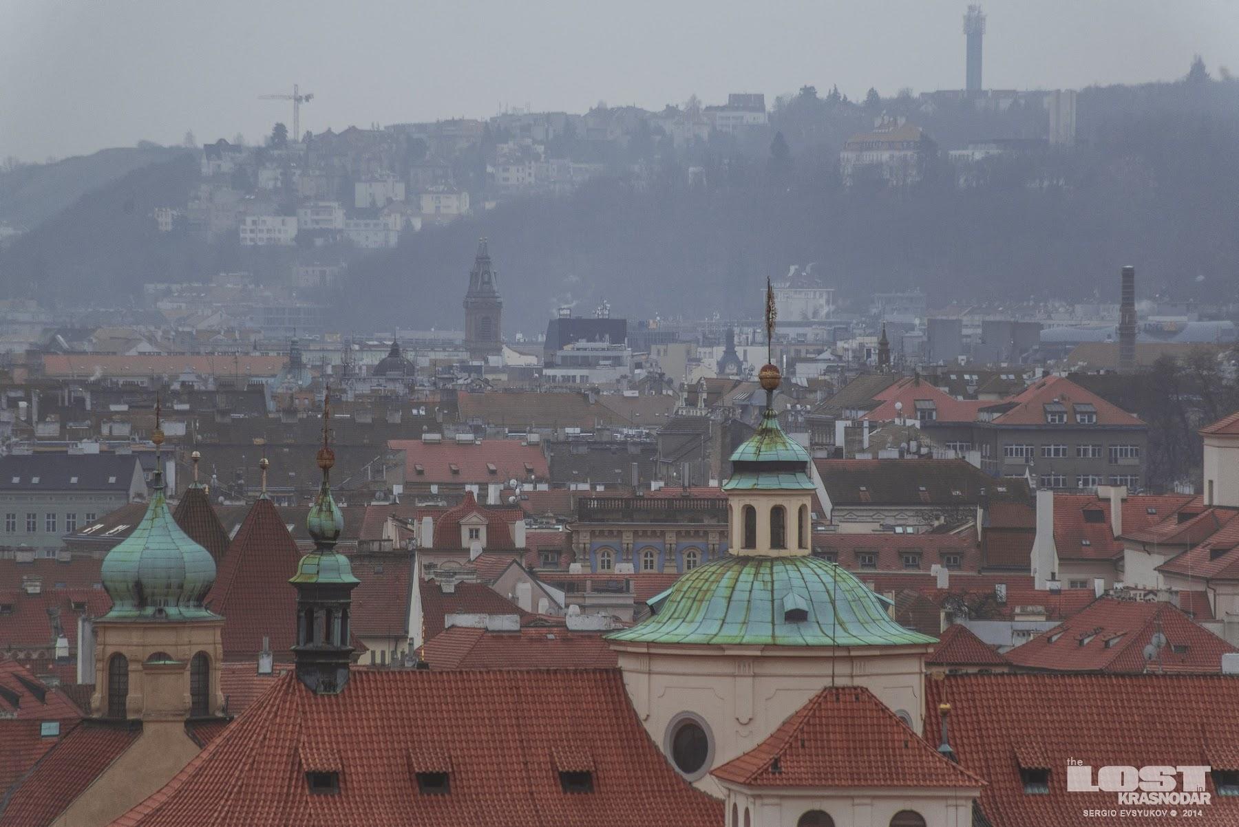 Прага Старое Место
