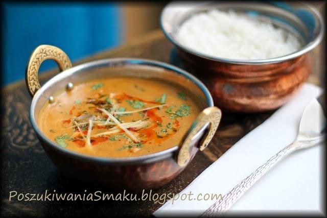 prawn curry curry z krewetkami bollywood lounge
