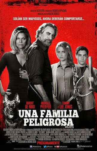 Una Familia Peligrosa (DVDRip Español Latino) (2013)
