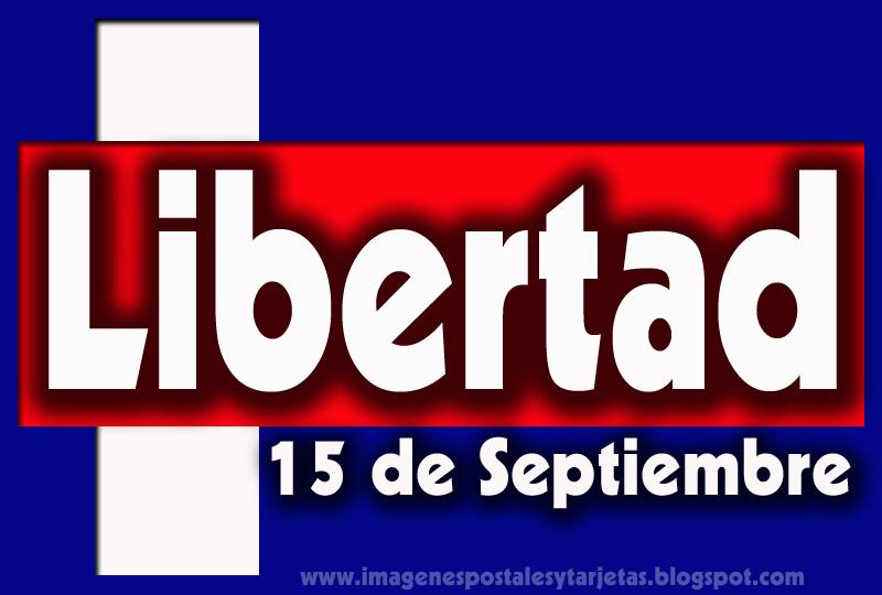 15 septiembre: