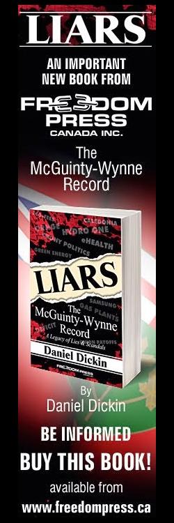 Liars: The McGuinty-Wynne Record