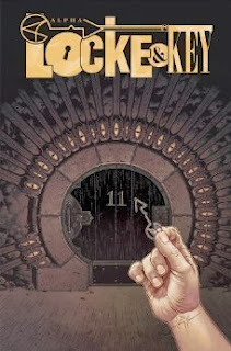 Locke and Key: Alpha & Omega, Joe Hill Gabriel Rodriguez cover