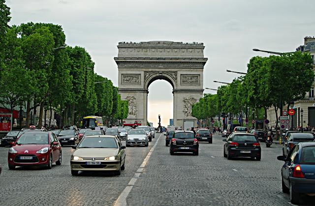Champs-Élysées Paris images
