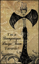 I am a Stampotique Designers Challenge Favourite