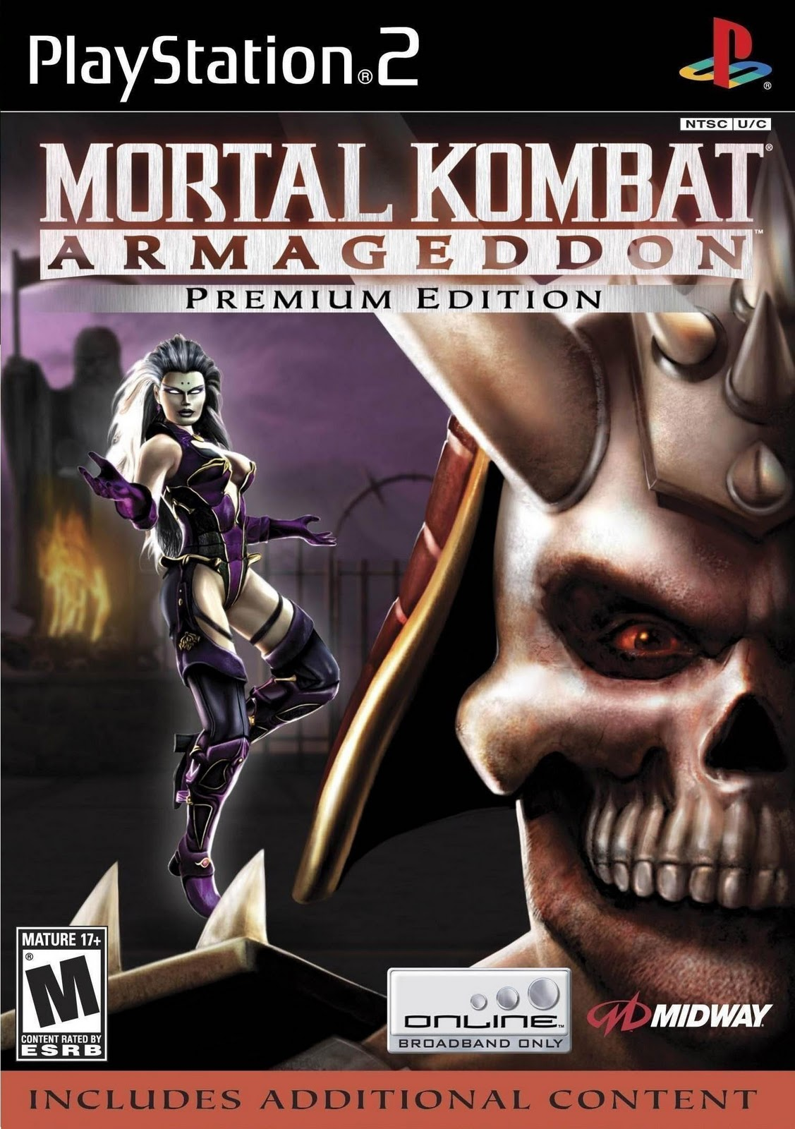 mortal kombat armageddon ps3