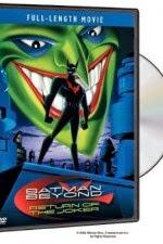 Watch Batman Beyond: Return of the Joker (2000) Megavideo Movie Online