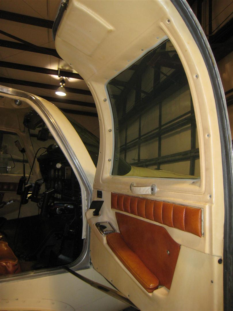 World Of Karen Airplane Interior Refurbishment