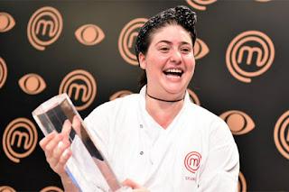 Izabel é a grande vencedora do MasterChef Brasil