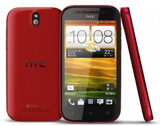 HTC Resmi Perkenalkan HTC Desire P