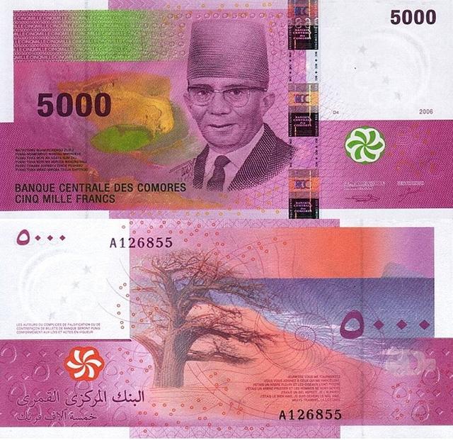 Красивые доллары и другие банкноты с