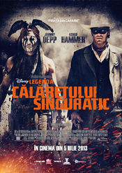 The Lone Ranger (2013) Online Subtitrat | Filme Online