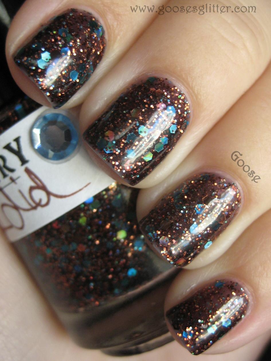 Goose\'s Glitter: February 2012