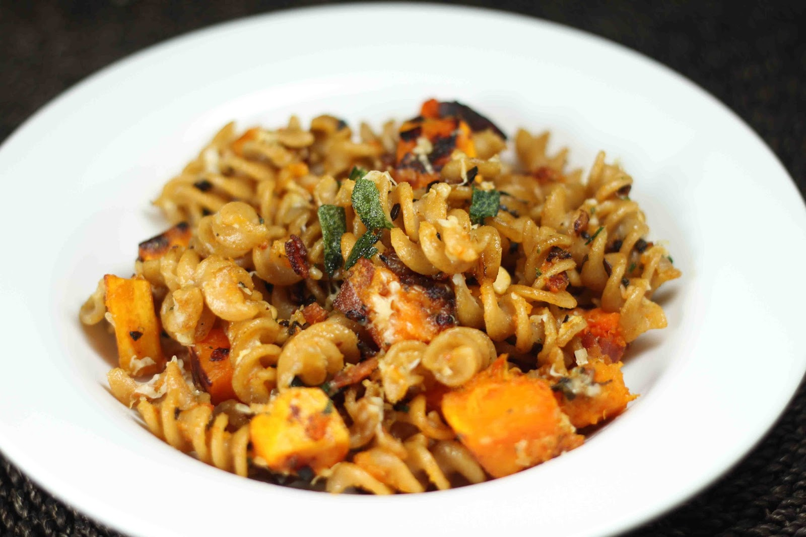Healthy Dining on a Dime: Creamy Butternut Squash & Sage Pasta