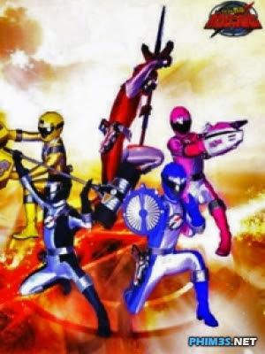 Vương Quốc Ma Thuật-Mahou Sentai Magiranger