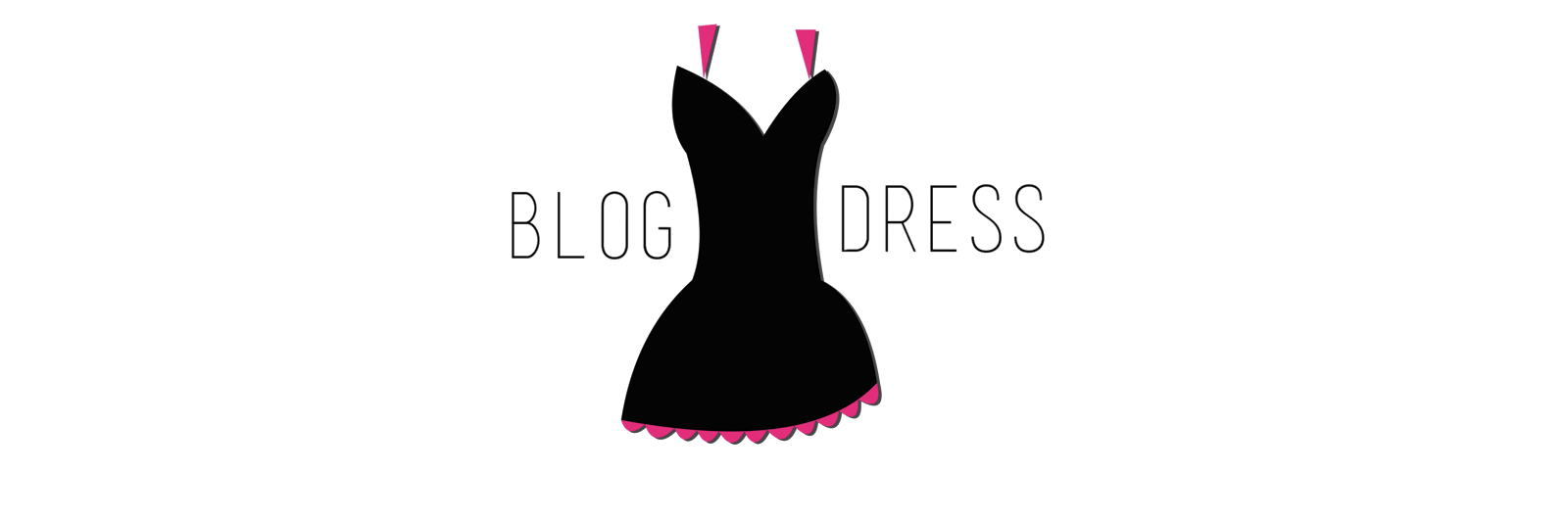 Blog Dress - by Dressa