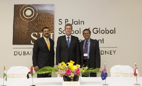 S P Jain School of Global Management, Sydney